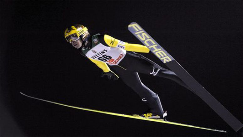 Ski jumping: Ageless Kasai ties for gold with Amman for 17th career win