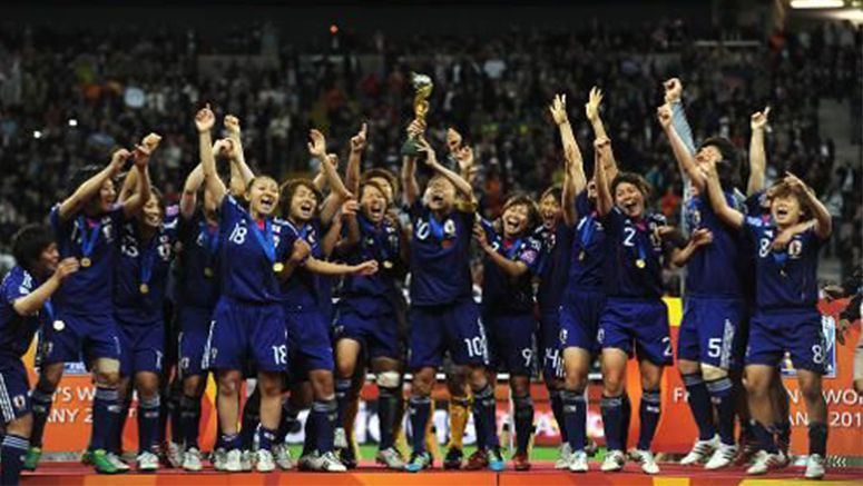 Dream draw for defending Women's World Cup champions Japan