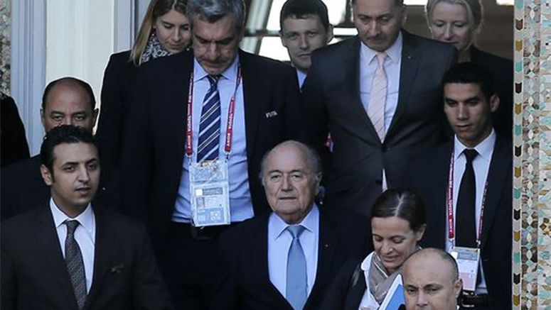 Soccer: FIFA will not reopen 2018 and 2022 World Cup votes