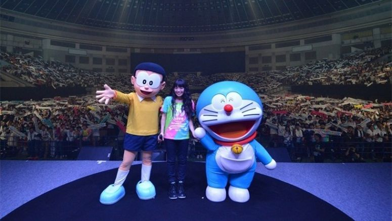 miwa to sing the theme song for new 'Doraemon' movie