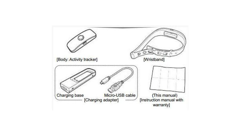 Toshiba Wearable Fitness Tracker Visits The FCC
