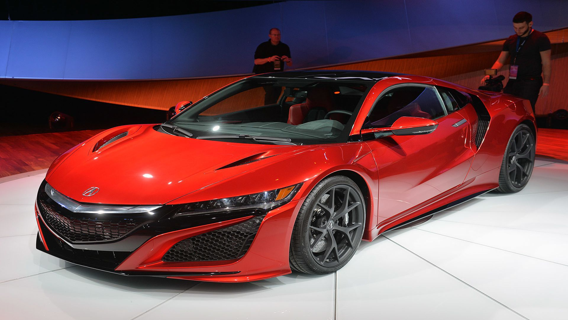 When The Original Acura NSX Made Its Debut Over 25 Years Ago, It Forever  Changed Sports Car World By Combining Exotic Car Styling And Performance  With A New ...