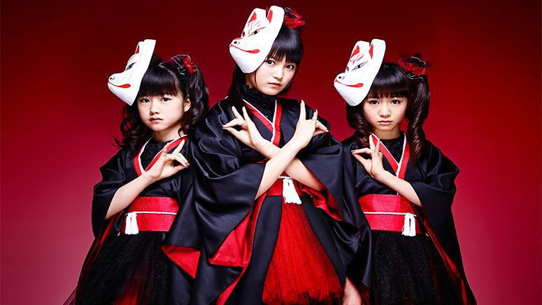 BABYMETAL become the youngest female artists to top Oricon Blu-ray Ranking