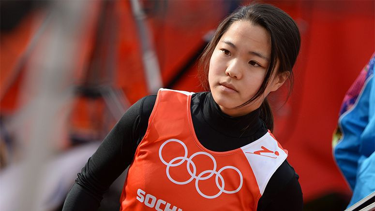 Ski jumping: Takanashi misses podium in Zao