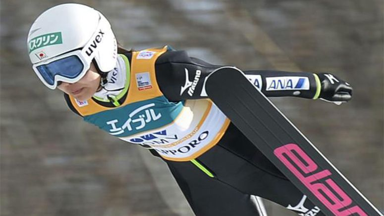 Ski jumping: Takanashi wins 2nd ski jumping World Cup event