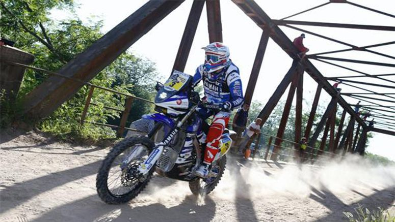 Yamaha : Action Begins in Argentina as 2015 Dakar Kicks Off