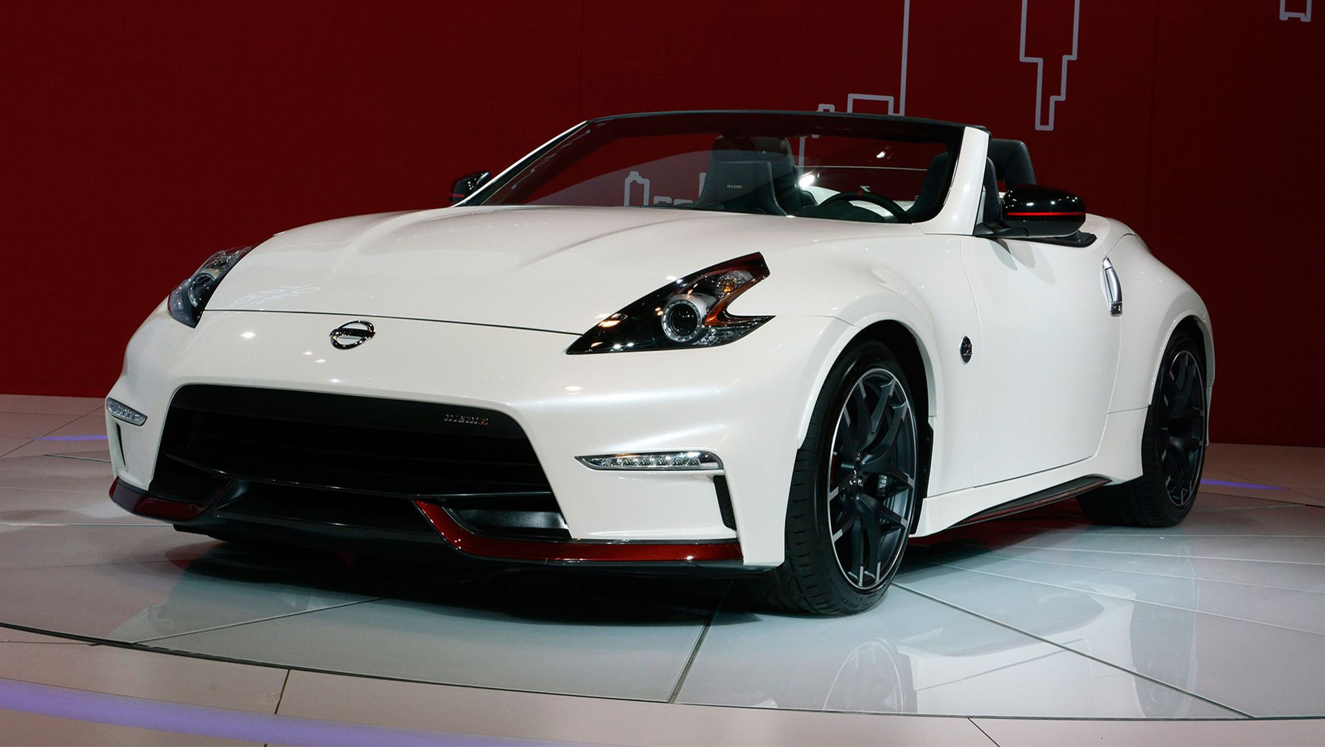 2015 Chicago Auto Show : Nissan 370Z Nismo Roadster Concept