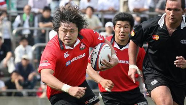 Former Japan rugby captain Miuchi retires with eye injury