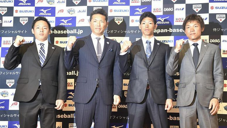 Matsui gets 1st selection to Samurai Japan