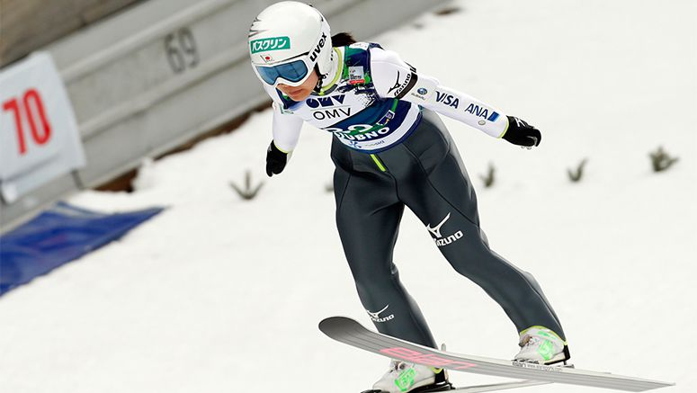 Ski jumping: Takanashi wins in Ljubno to stay in overall title race