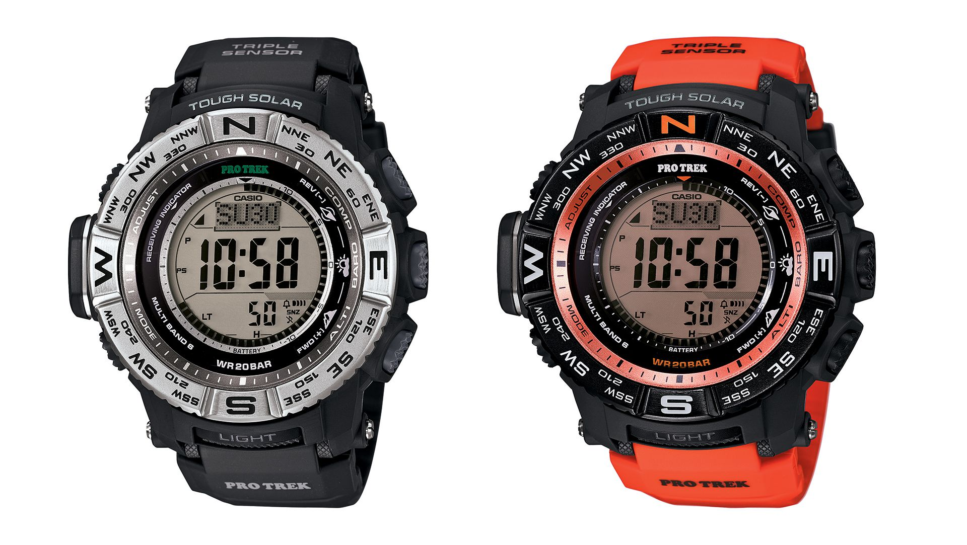 4c9befa06be Casio Expands Pro Trek Series with New Outdoor Activity Timepiece ...
