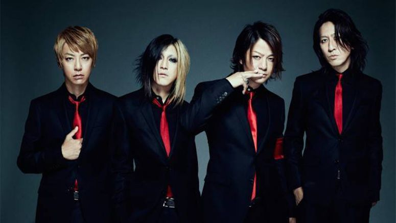 GLAY announce hall tour in May