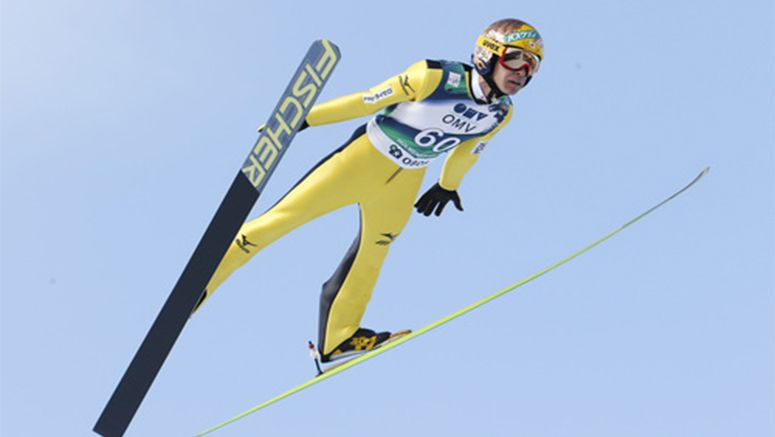 Ski jumping: Japan's Kasai comes 2nd for oldest podium finish