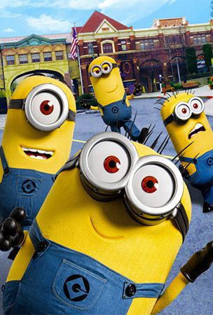 Universal Studios Japan opens Minion Plaza dedicated to the lovable creatures
