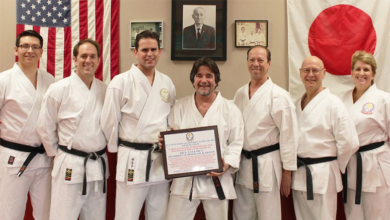 Murfreesboro Karate School named School of the Year in the United States