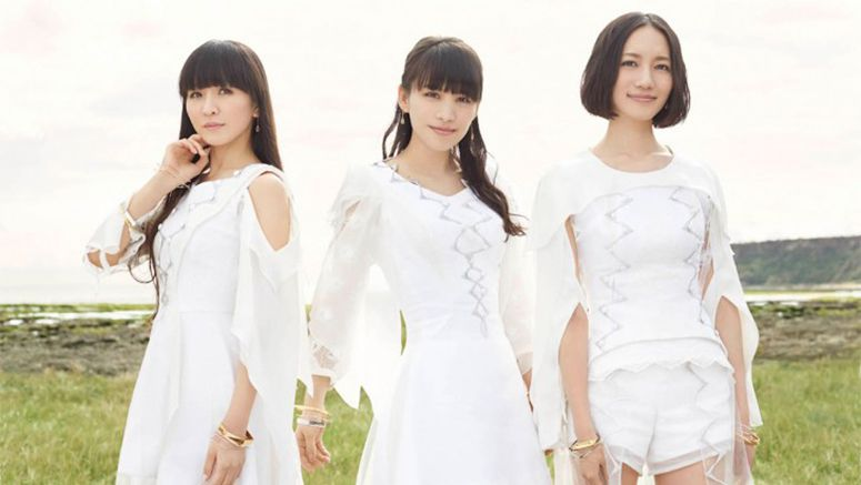 Perfume visit Okinawa for 'Relax In The City' PV shoot