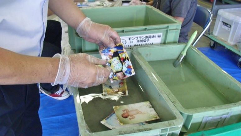 Ricoh's Save The Memory Project restores over 400,000 photos from Tsunami-hit areas of Japan