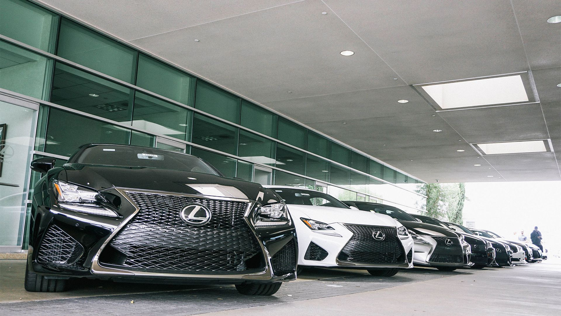 Photo Gallery : The Lexus Of Westminster Car Meet In Southern California