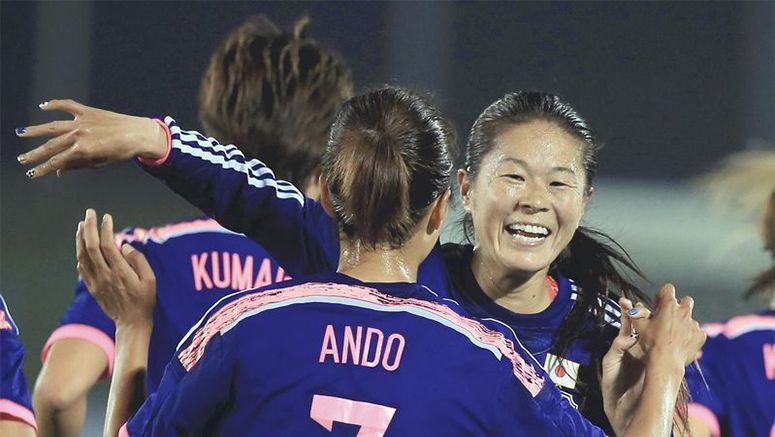 Sawa overcomes tumultuous times to play in 6th World Cup