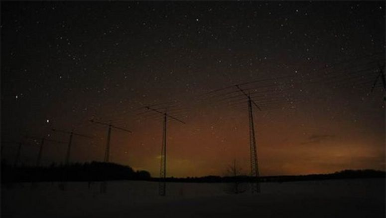 Hokkaido aurora was caused by magnetic storms: researchers