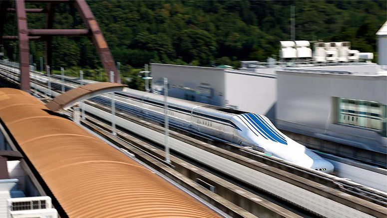 JR Tokai to offer rides on high-speed maglev train in July, August