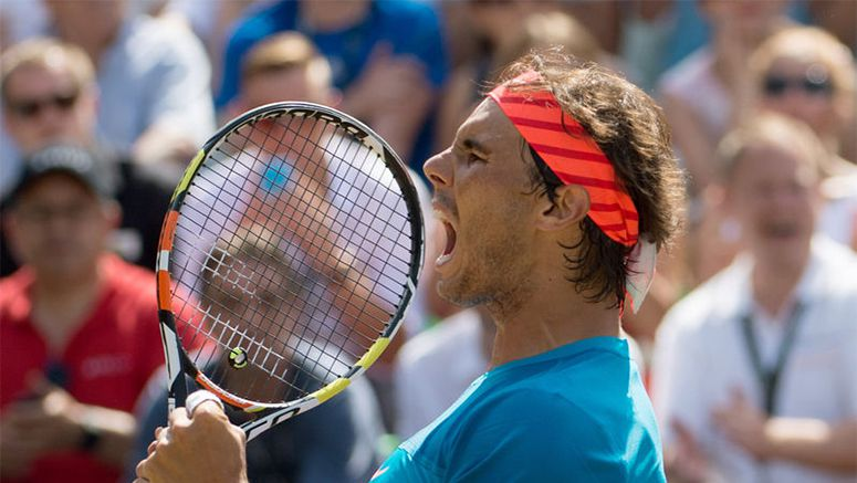 Nadal ends long wait for title on grass