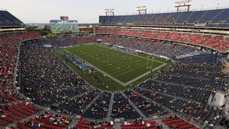 Nissan takes over naming rights for Tennessee Titans stadium