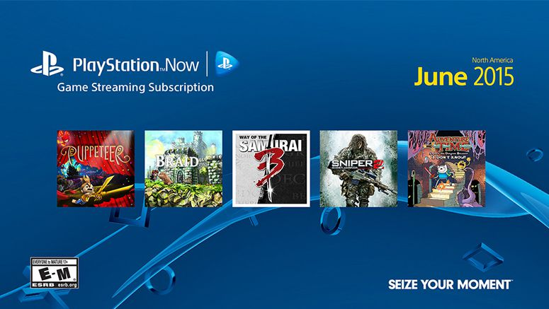 Sony : Braid, Puppeteer Come to PS Now Subscriptions in June 2015