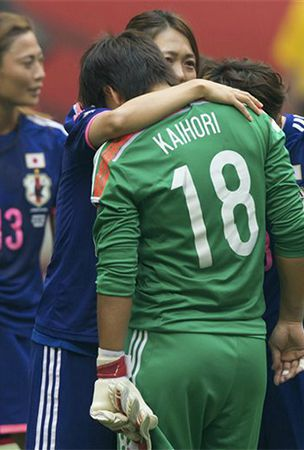 Women's World Cup: Japan emotional after loss
