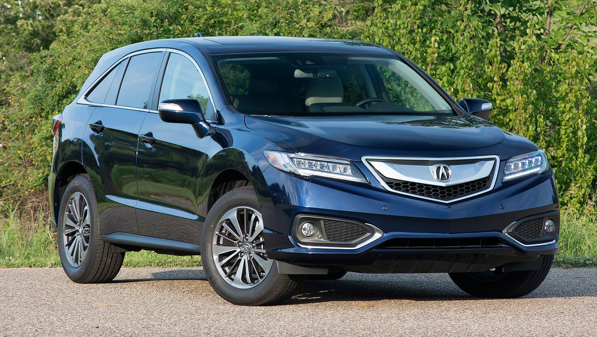 2017 Acura Rdx Sds To Market As The Benchmark Compact Luxury