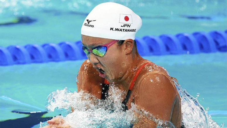 Watanabe, Irie miss out on medals