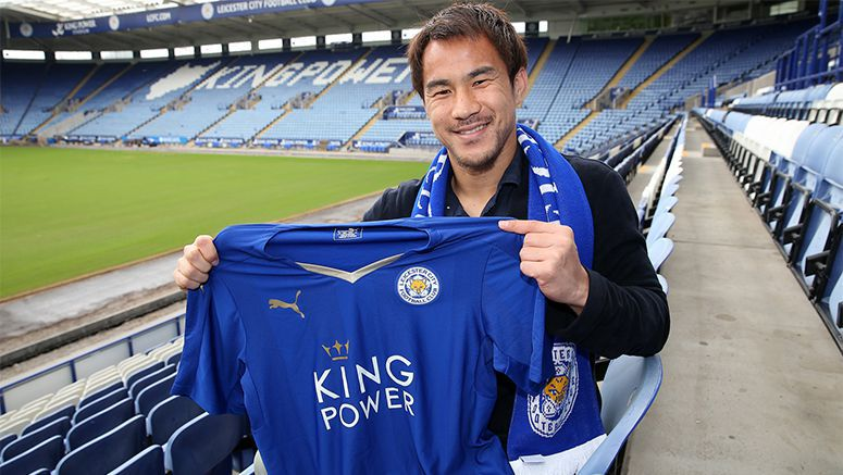 Okazaki says he changed his game to adapt to Premier League