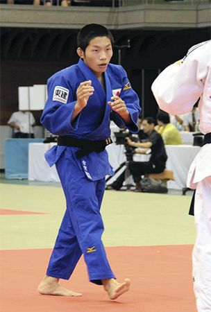 Koga brothers follow in father's judoka footsteps