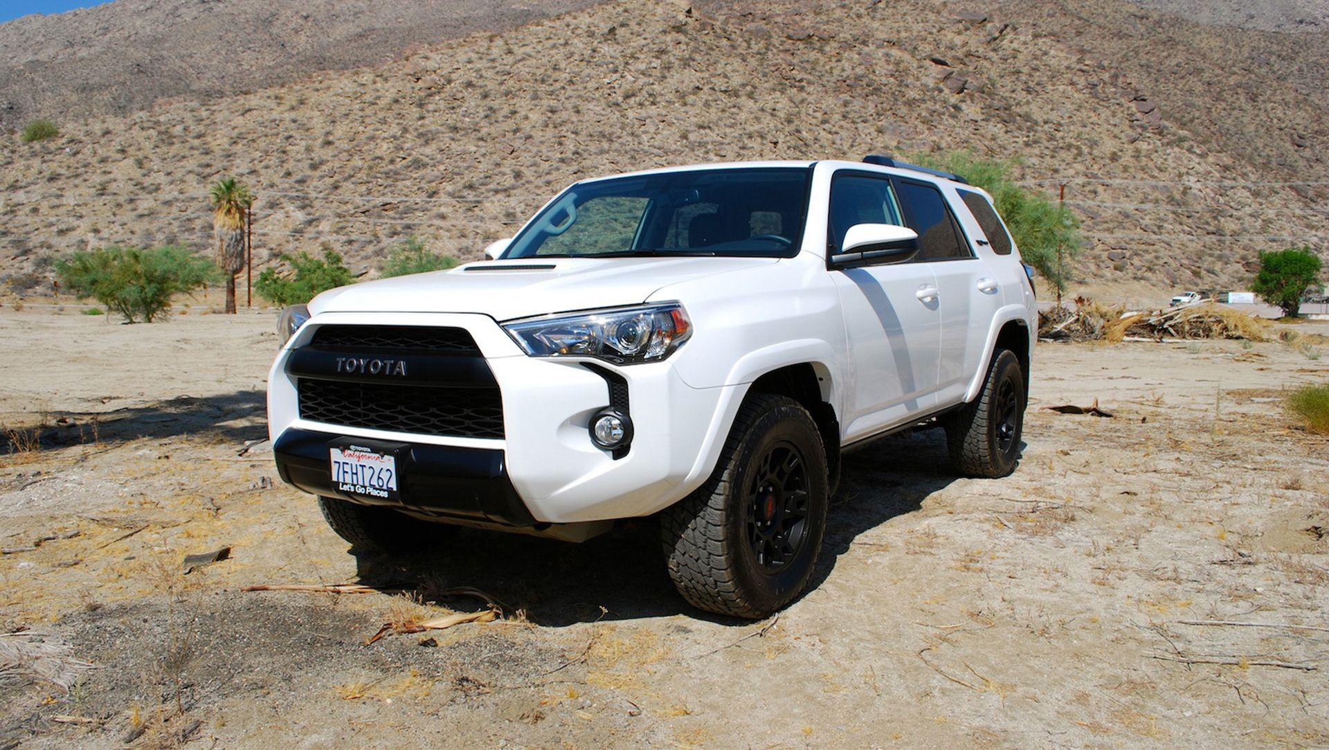 Toyota 4runner Trd Pro Is A Time Machine On Wheels Auto