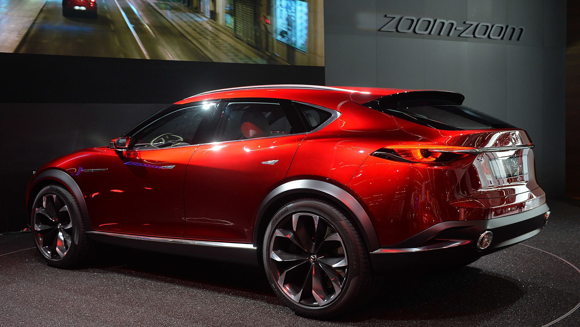 Mazda Koeru Paves Way For The New Cx 4 Crossover Auto