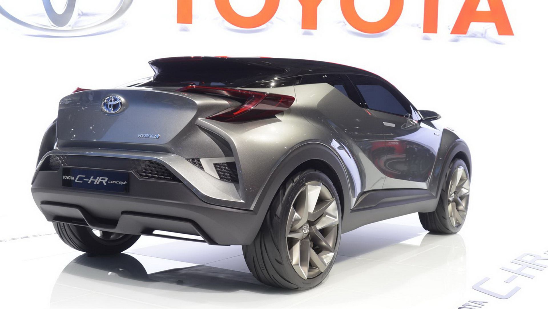Toyota C-HR Production Version to be Released in March 2016 | Auto ...