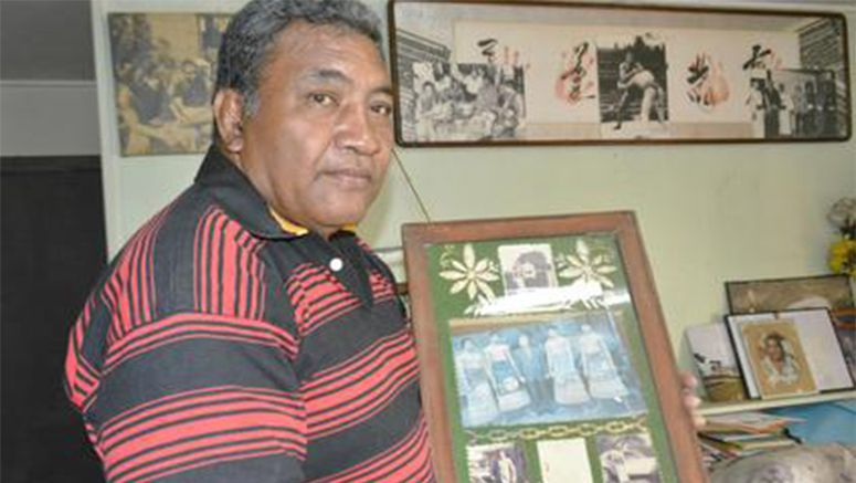 Tongan ex-wrestler retains sign of Asahiyama sumo stable