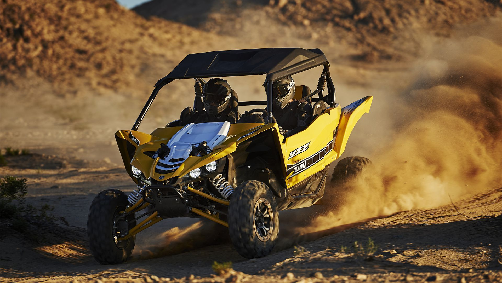 Yamaha new side-by-side vehicle (SxS) YXZ1000R | Auto Moto