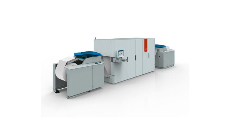 Canon High-Speed Commercial inkjet Printing System Oce ColorStream 3000 Z Series