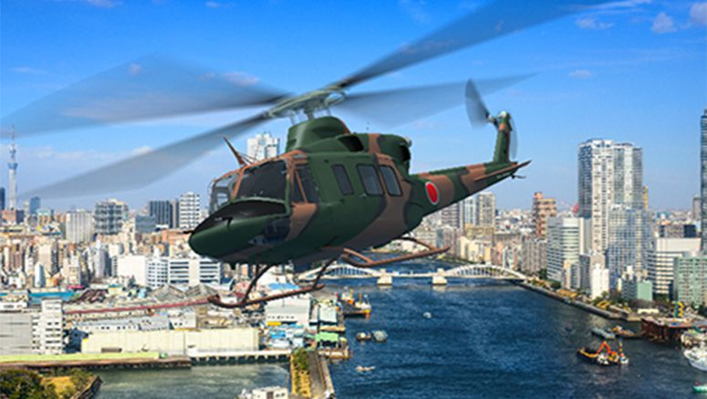FHI Wins Contract to Develop Next-Generation Utility Helicopter for Japan Ground Self-Defense Force