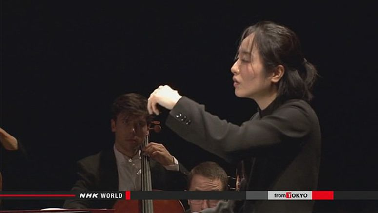 Japanese conductor fails to grab top prize