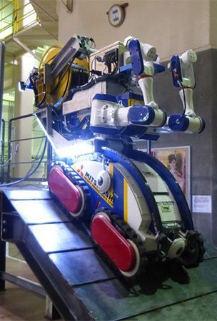 New advanced robot to join cleanup effort at Fukushima No. 1 nuclear plant