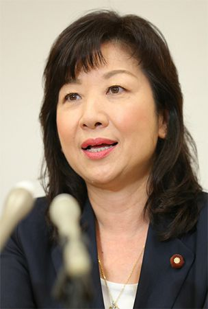 PM office's tactic of quelling support for would-be LDP race opponent described as 'witch hunt'