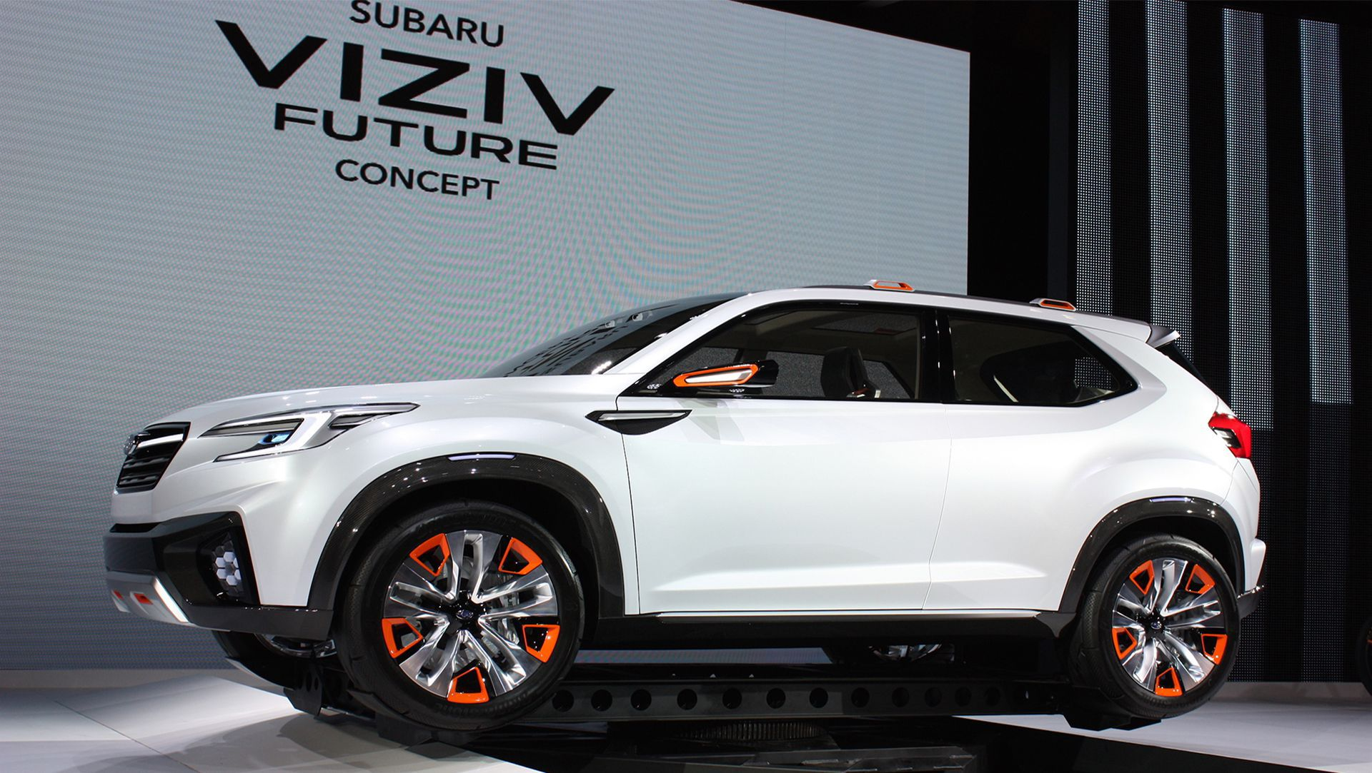 2018 subaru ascent photos. brilliant 2018 2015 tokyo motor show  subaru viziv future concept with 2018 subaru ascent photos
