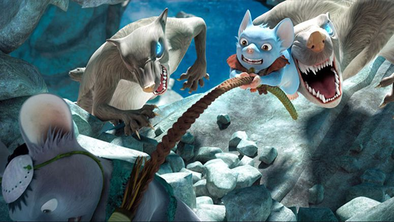 Classic adventure tale of 'Gamba' updated by CGI