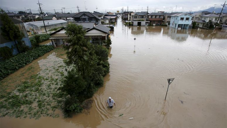 Negative rumors about foreigners in flood-hit Ibaraki city spread via social media