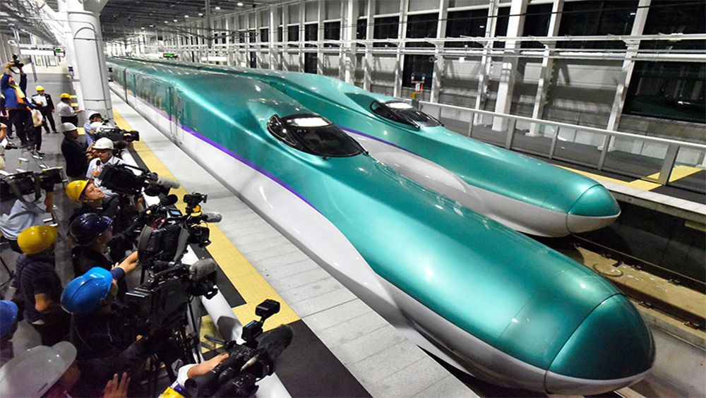 Image result for Shinkansen Ride in Japan Images