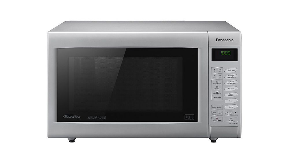 Panasonic Uk Ct555 Ct565 Microwave Oven