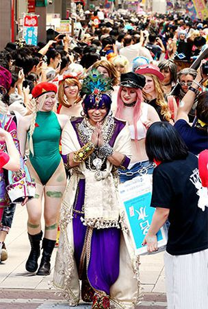 World Cosplay Summit 2016 set for Nagoya