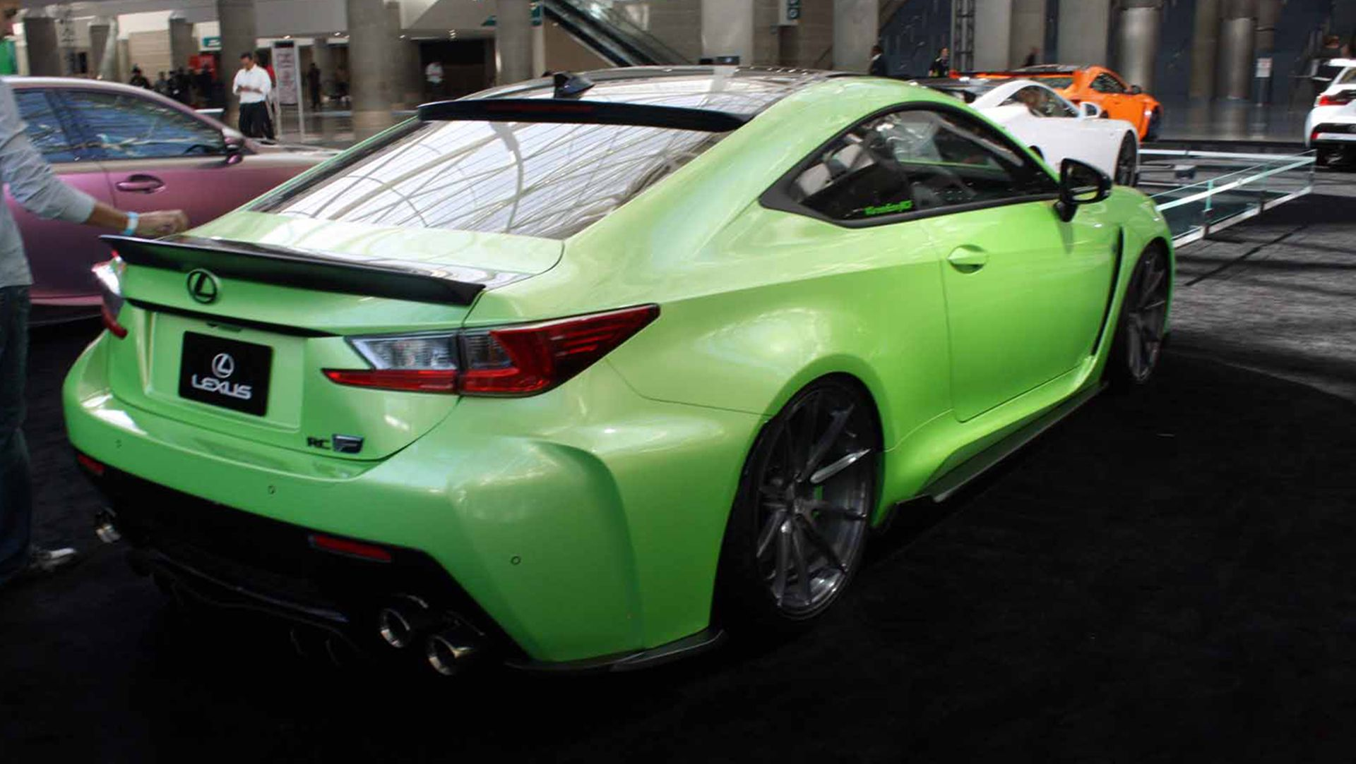 2015 Los Angeles Auto Show : Lexus Brings Army of Modified Cars ...